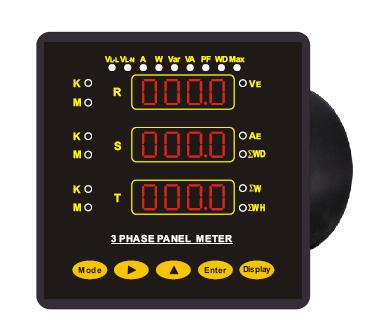 CP-800 Series Microprocess Power Meter