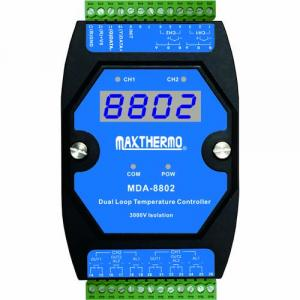 MDA-8802 Dual Loop Temperature Controller