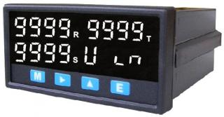DM4 Series 3 Phase Voltage/Current Meter