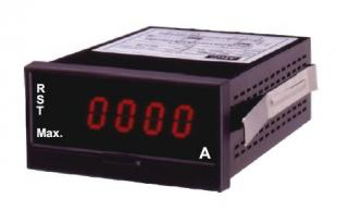 DM-3 Series 3 Phase V/A Meter